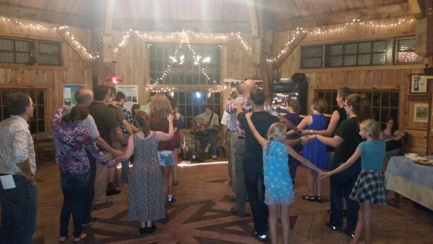 2015 BARN DANCE